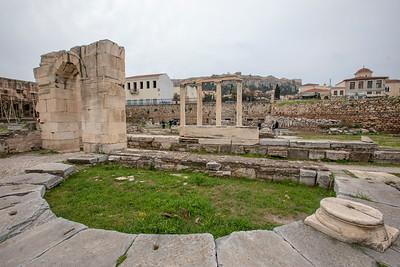 Greece_1501_Athens_Roman Agora