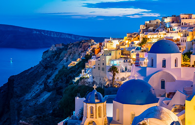 Greece with Rachel