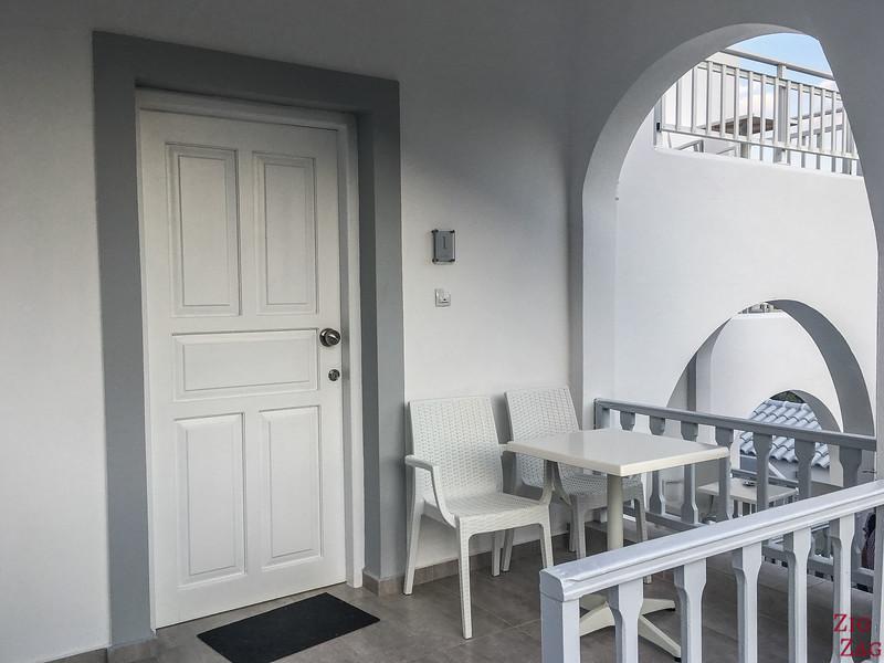 hotel en Crete