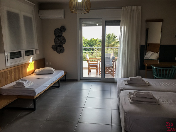 Places to stay in Crete for something different - elafonisi accommodations 2