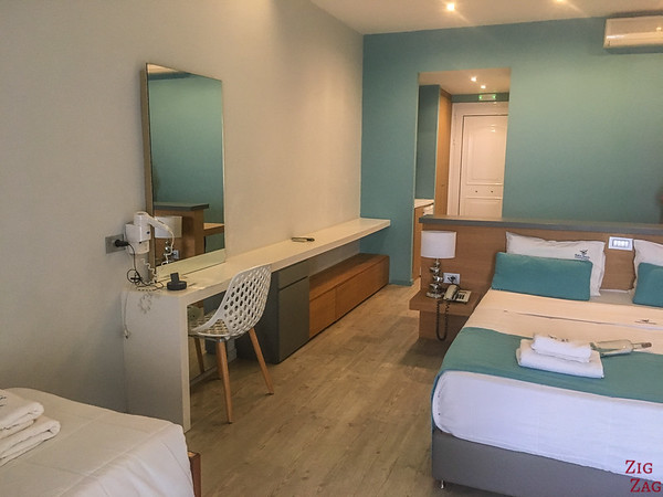 Accommodations in Crete 1