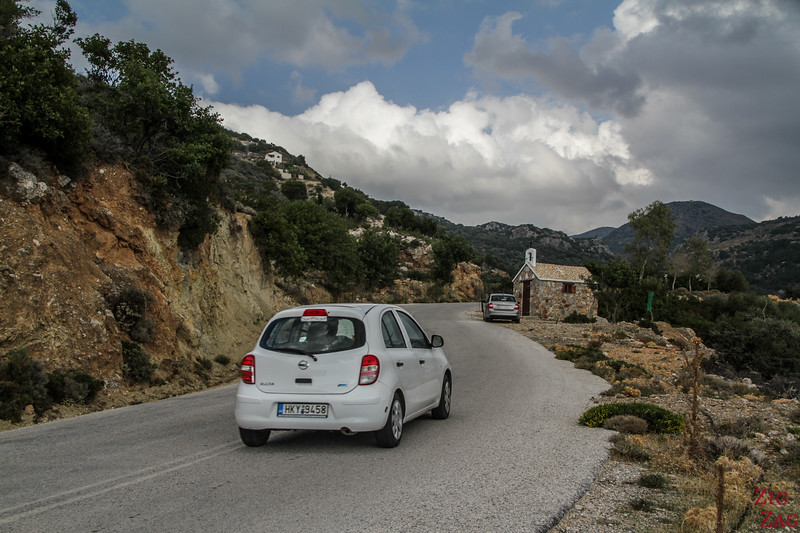 Car rental in Crete - Which type of car?