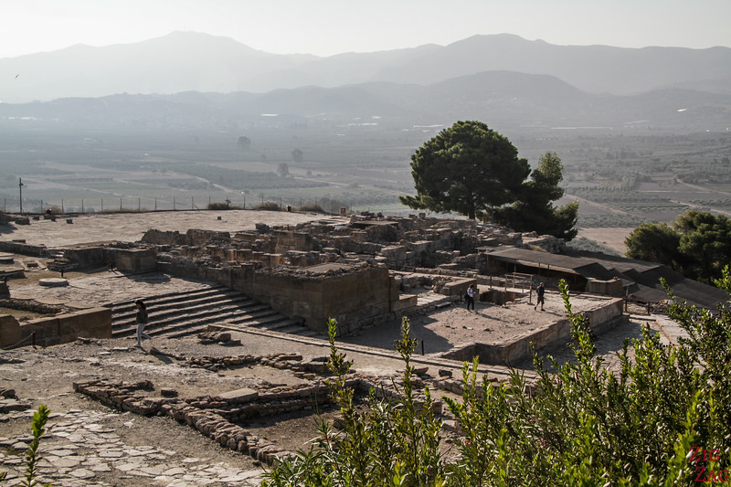Best places to visit in Crete - Phaistos ruins