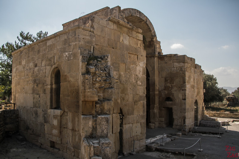 Gortynas Historical Cathedral Crete