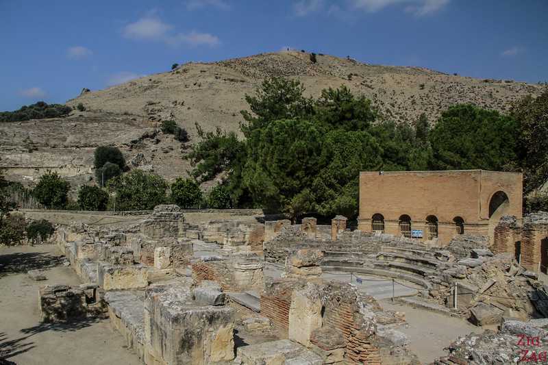 places of interest near Phaistos - Gortynas ruins