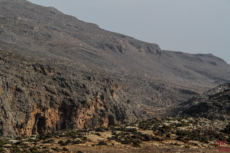 The Gorge of Zakros - Valley of the Dead Crete 3