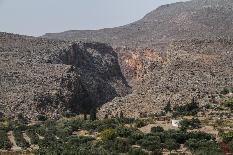 The Gorge of Zakros - Valley of the Dead Crete 1