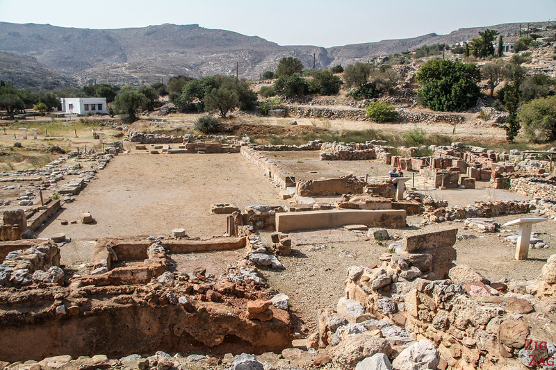 The Minoan Palace of Zakros - Ruins 3