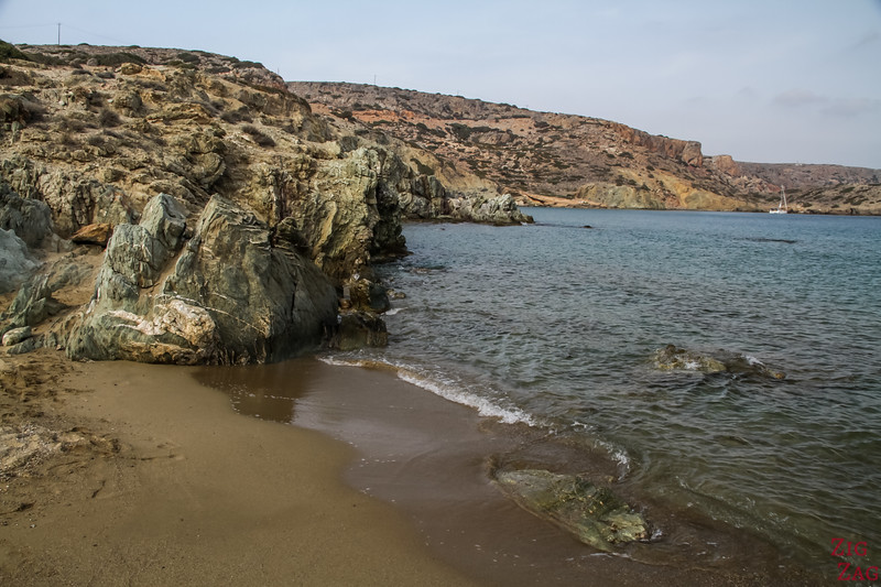 Itanos beach - best Crete beaches