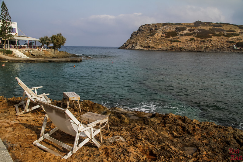 Best places to stay in Crete for peace and quiet - Mochlos