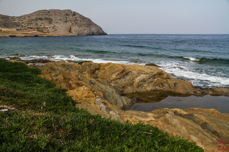 Mochlos Seafront & Rock formations 5