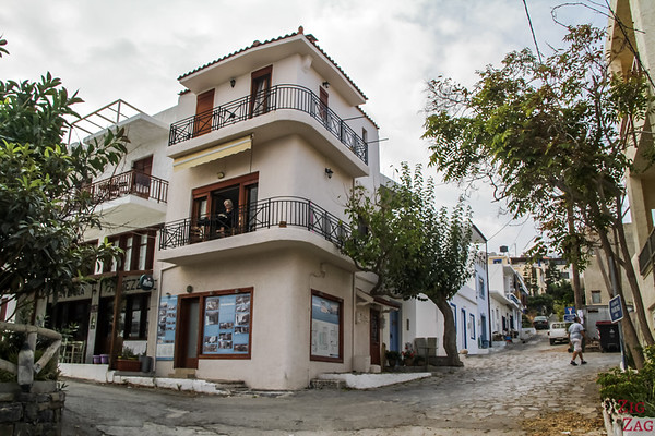 Mochlos Crete accommodations