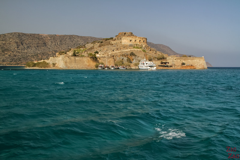 Best Venetian Fortress in Crete - Spinalonga island 1