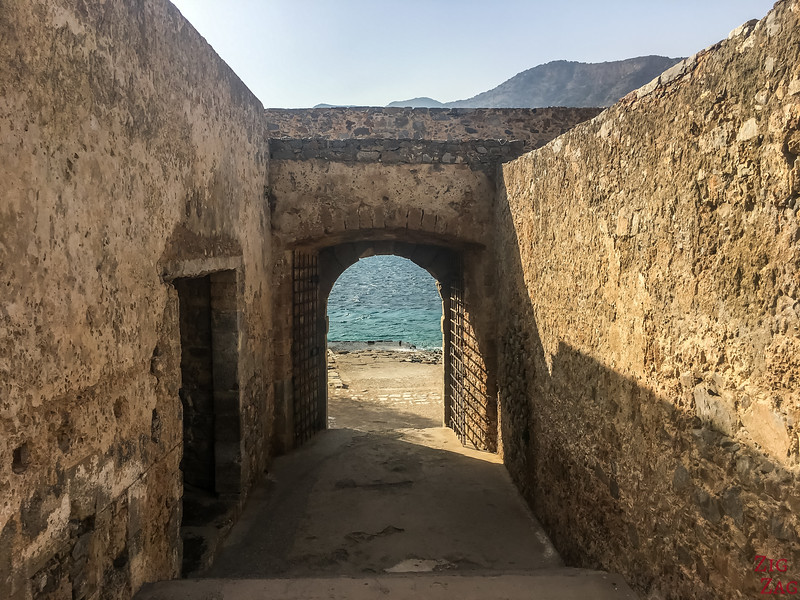 Spinalonga Beach