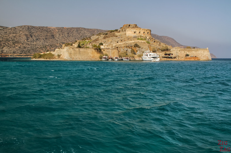 attractions autour Malia - Spinalonga