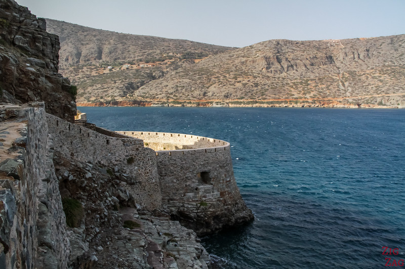 The most historical boat tour from Crete - Spinalonga Island 3