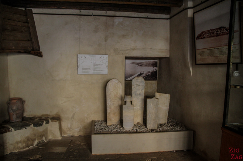 Museum and history of Spinalonga - Ottoman rule