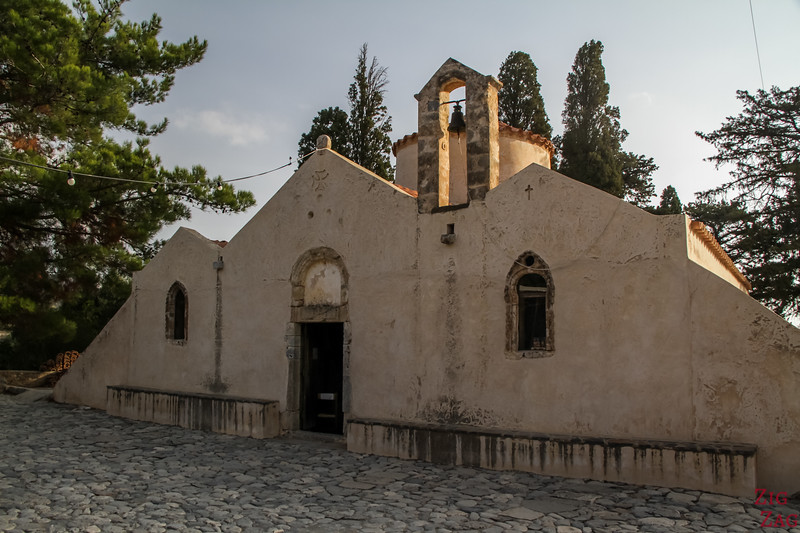 Churches in Crete - Kritsa