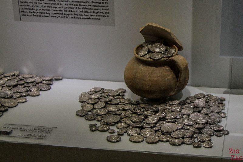 Archaeological treasures in Crete