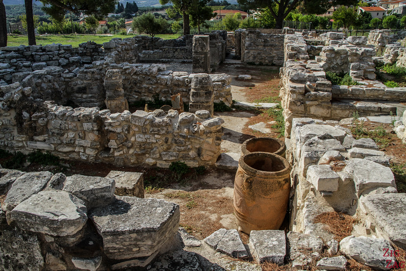 Minoan ruins to visit in Crete - Tylissos
