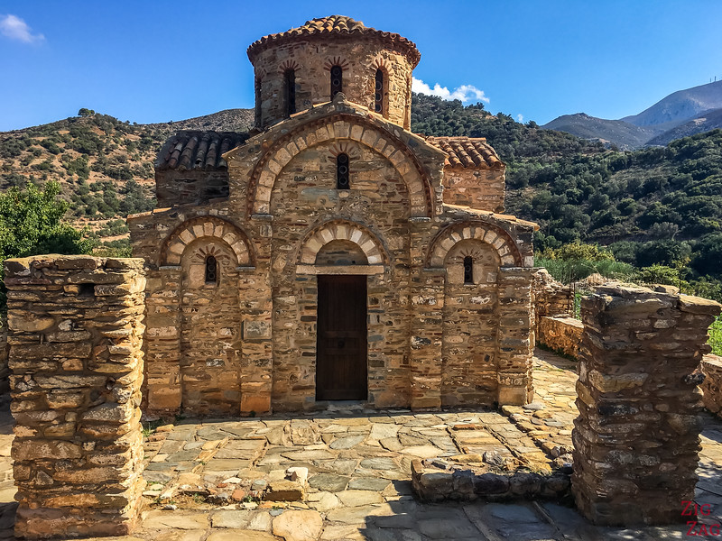 What to visit in Crete - Fodele church