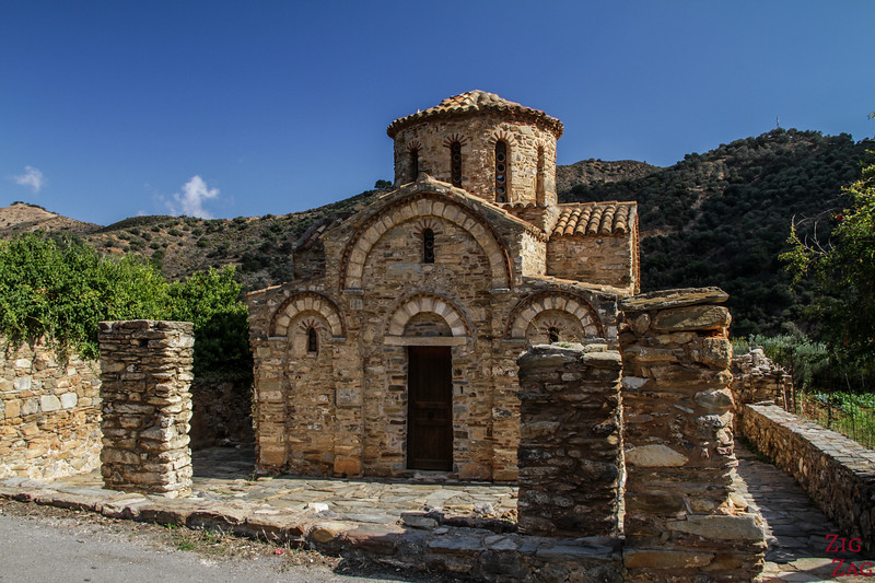 Churches in Crete - Fodele