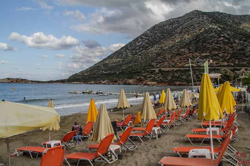 Where to stay in Crete for best beaches - Bali accommodations