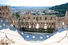 Theatre of Herod Atticus taken from above.