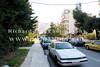 Nick's neighborhood in Glyfada, Greece. Very nice area.
