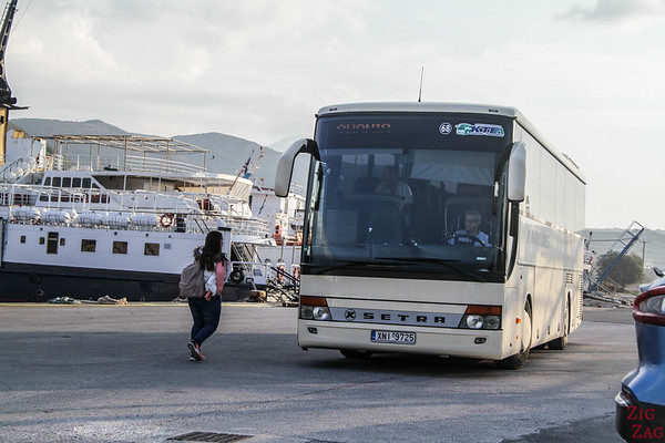 how to get to balos beach from chania - Bus