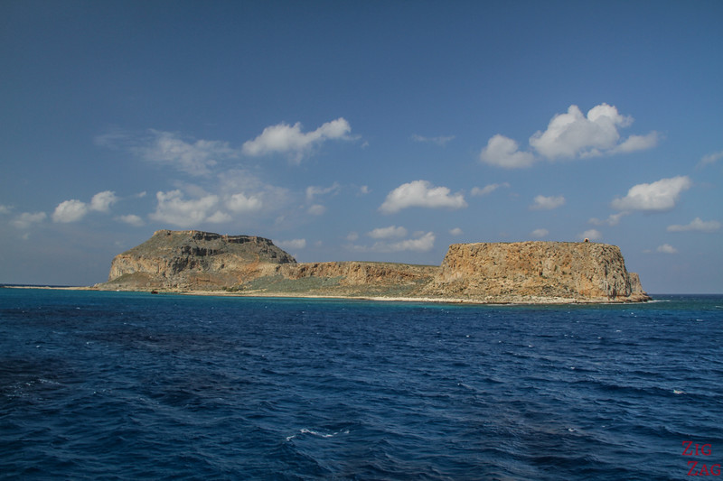 Gramvousa island Crete photo 1