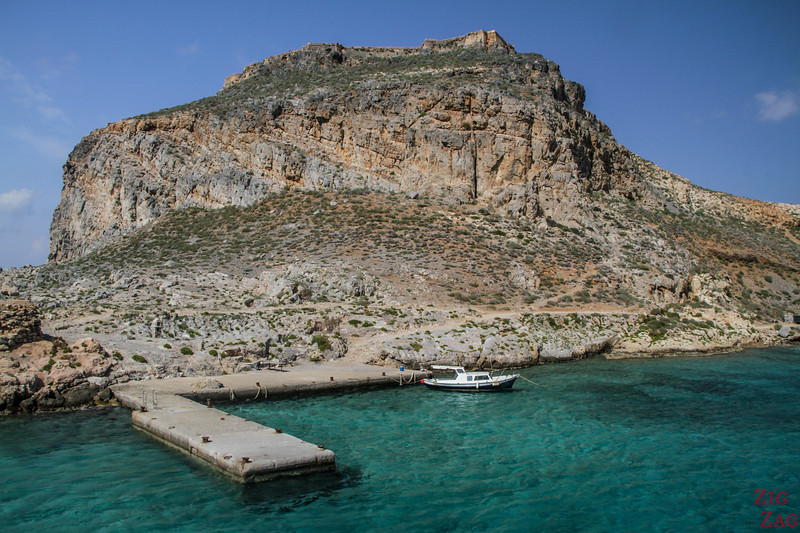 Gramvousa island Crete photo 3