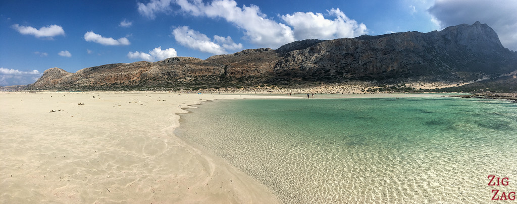 Balos lagoon - best beaches in Crete
