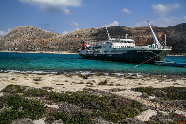 The best boat cruise from Crete - Balos Lagoon 1