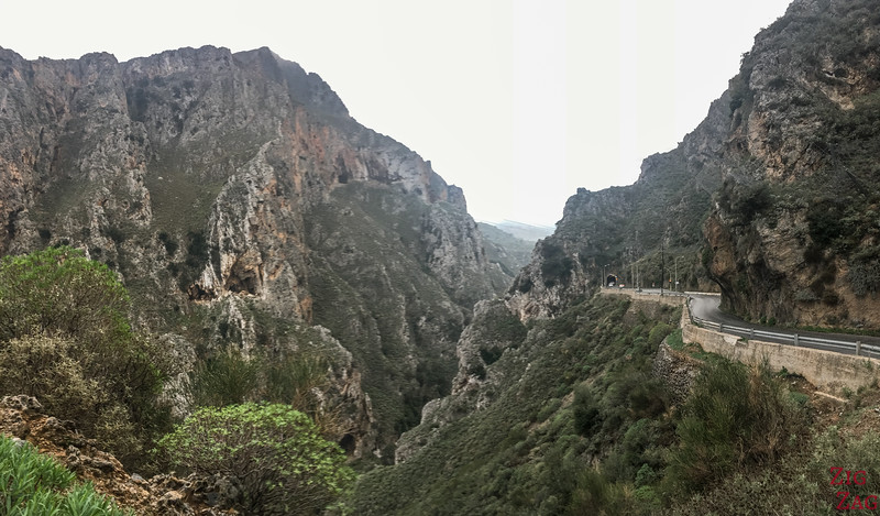What to see in Crete - Topolia gorge