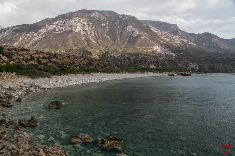 Stomio beach - Most scenic beaches in Crete