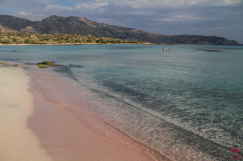 Elafonisi beach - best beaches in Crete