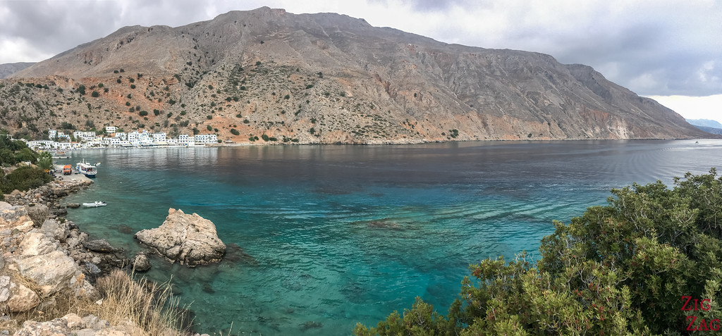 Best places to go in Crete - Loutro