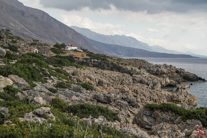 Things to do in Loutro crete - walking