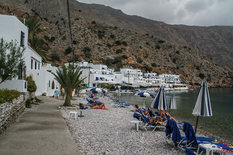 Loutro Beach - Small beaches in Crete