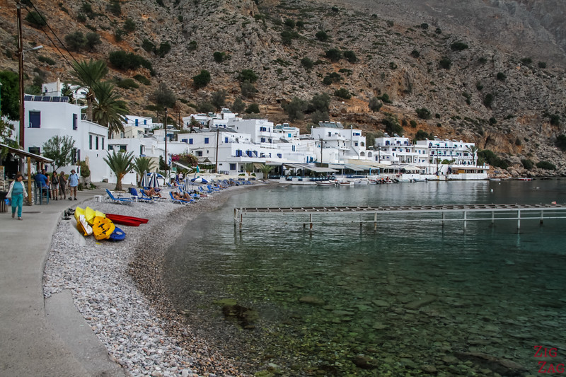 visit Loutro tips