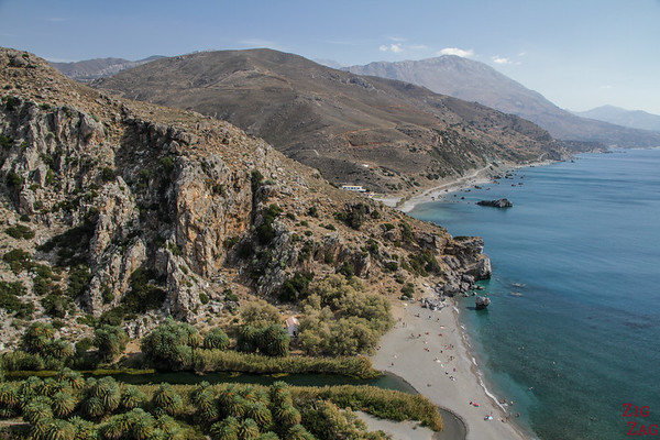 Where to go in Crete itinerary - Rethymno region