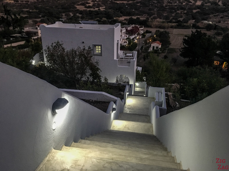 Where to stay in Matala Crete
