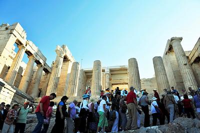 Acropolis - Athens, Greece.