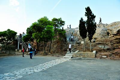 Areopagus Hill.