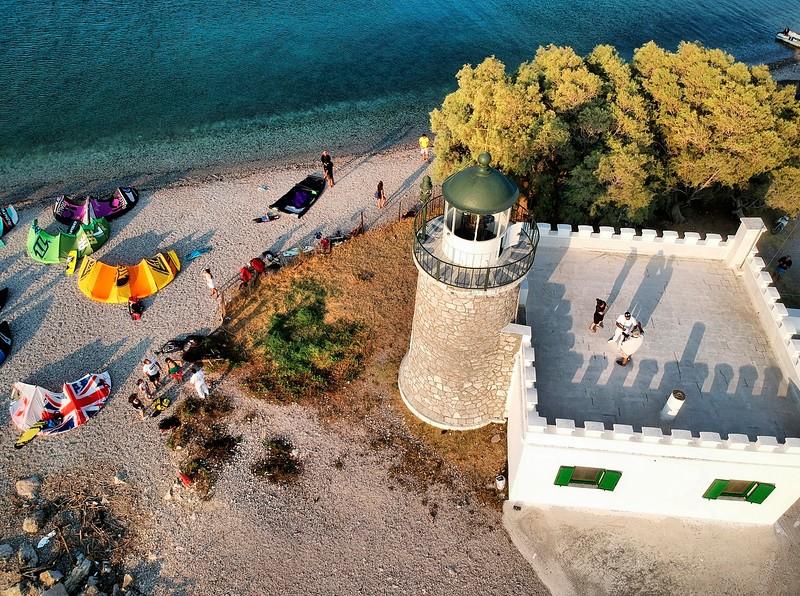 Cape Drepano Lighthouse