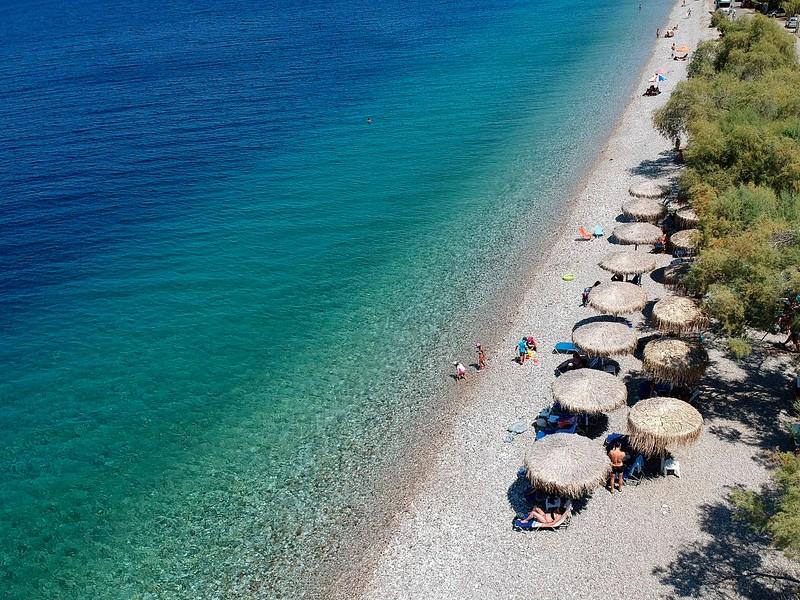 Pounta Beach, Peloponnese