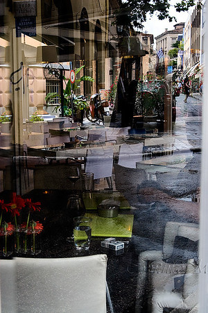 Reflections on the Plaka