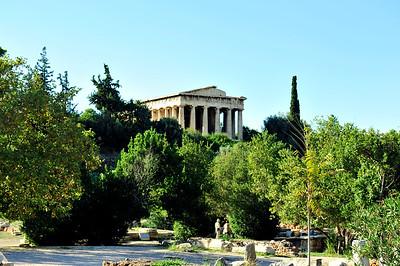 The Hephaisteion.
