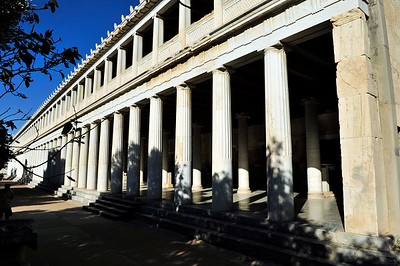 Stoa of Attalos.